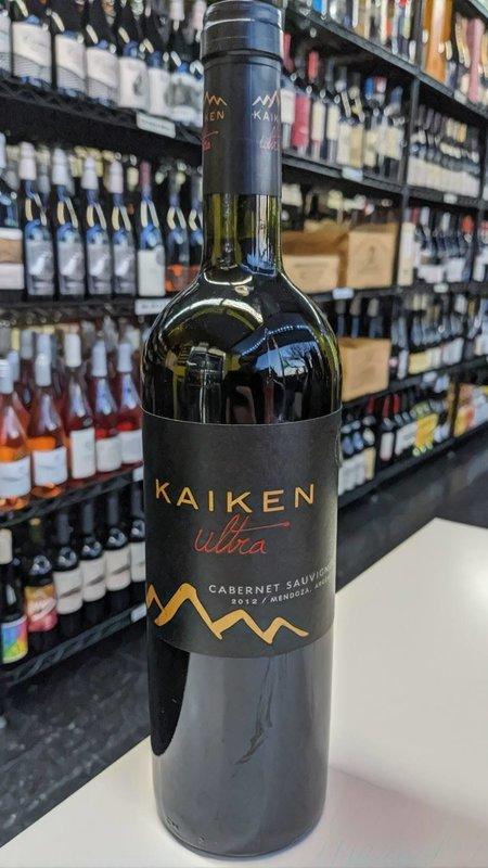 Kaiken Kaiken Ultra Cabernet Sauvignon 2012 750ml