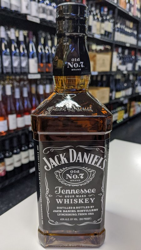 Jack Daniel's Jack Daniel's Old No.7 Bourbon 750ml
