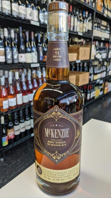 Mckenzie Mckenzie Straight Bourbon 750ml