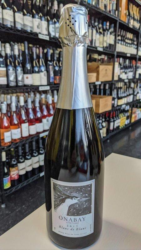 Onabay Vineyards Onabay Vineyards Blanc de Blancs Brut 2017 750ml