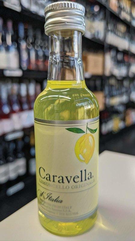 Caravella Caravella Limoncello Liqueur 50ml