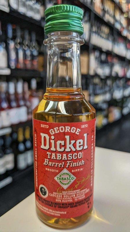 George Dickel George Dickel Tabasco Whisky 50ml