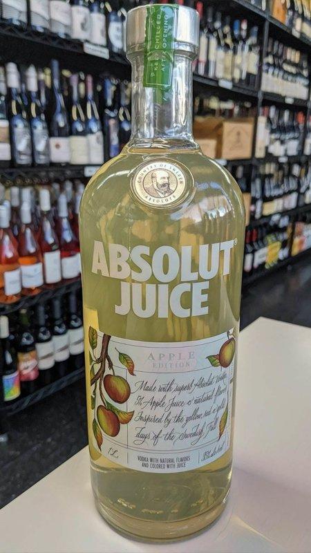 Absolut Absolut Vodka Juice Apple 1L