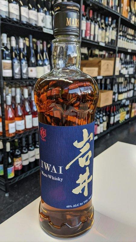 Mars Mars Iwai Shinshu  Japanese Whisky 750ml