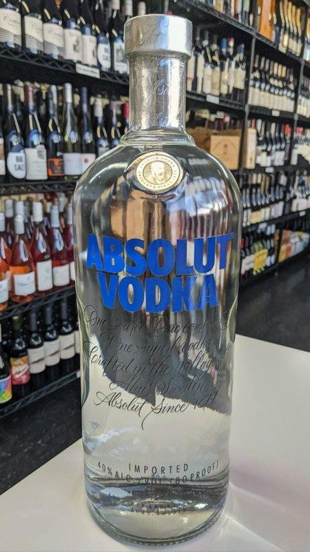 Absolut Absolut Vodka 1.75L