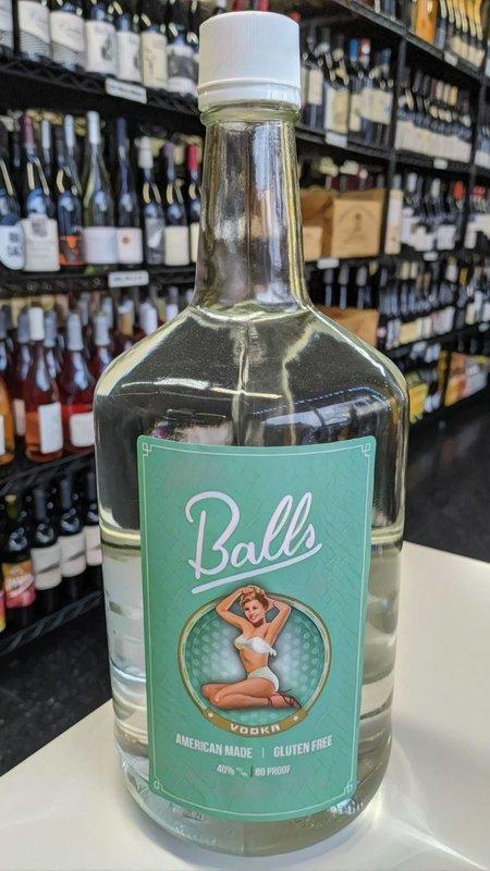 Balls Balls Vodka 1.75L