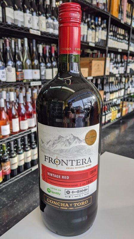 Frontera Frontera Vintage Red 2019 1.5L