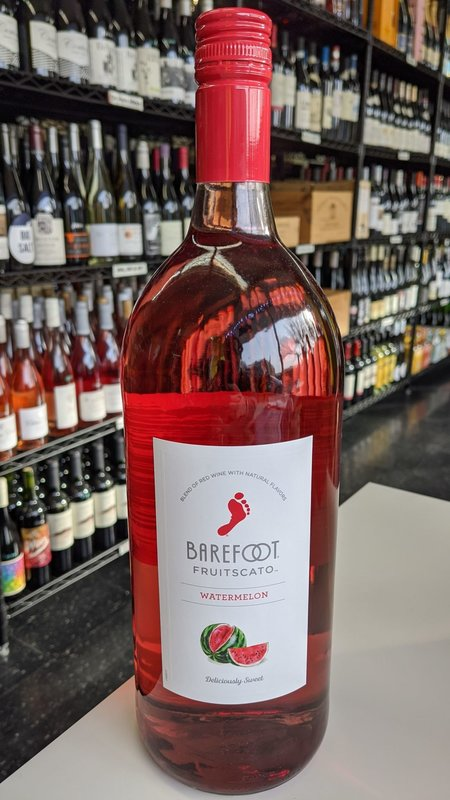 Barefoot Barefoot Watermelon Moscato NV 1.5L