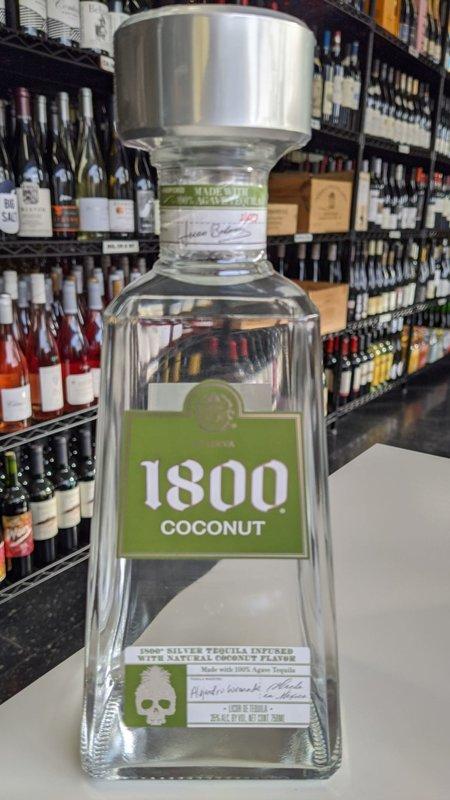 1800 1800 Coconut Tequila 750ml