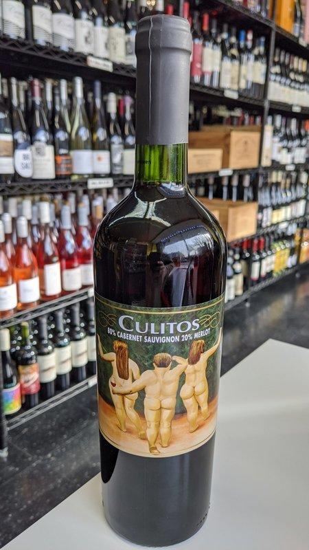 Culitos Culitos Cabernet Sauvignon Merlot 2019 750ml
