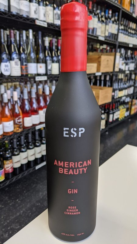 ESP ESP American Beauty Gin 750ml