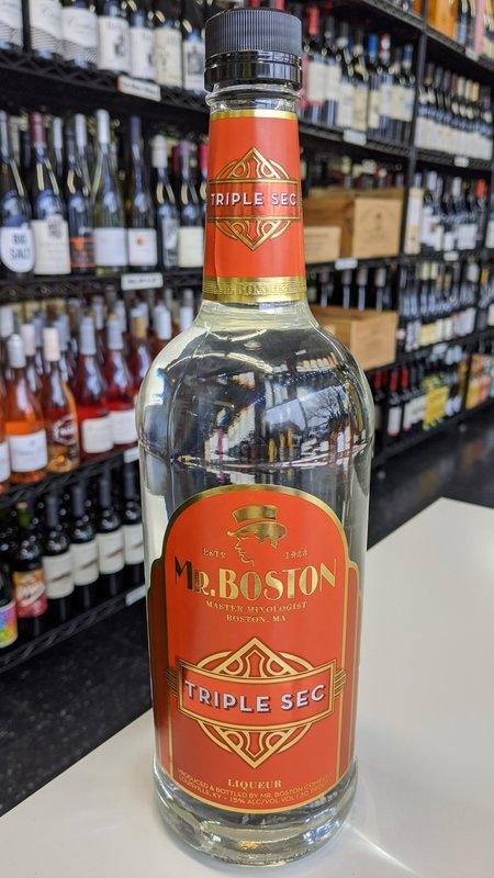 Mr.Boston Mr. Boston Triple Sec Liqueur 1L