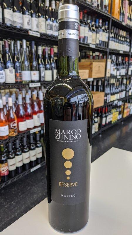 Marco Zunino Marco Zunino Reserve Malbec 2016 750ml