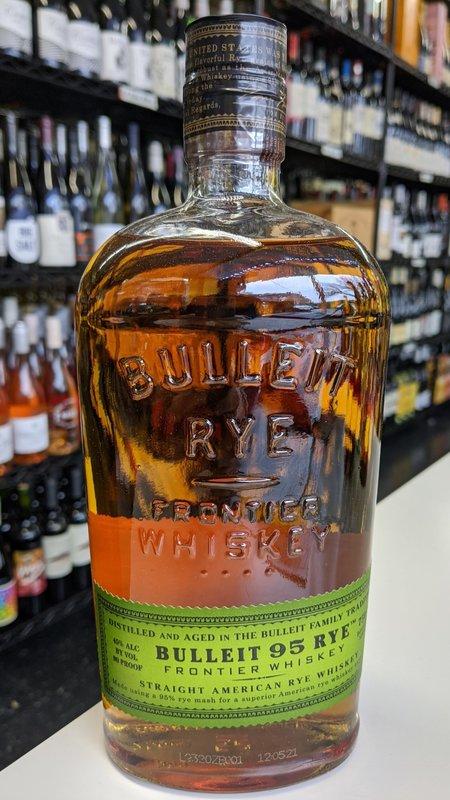 Bulleit Bulleit Rye Frontier Whiskey 750ml