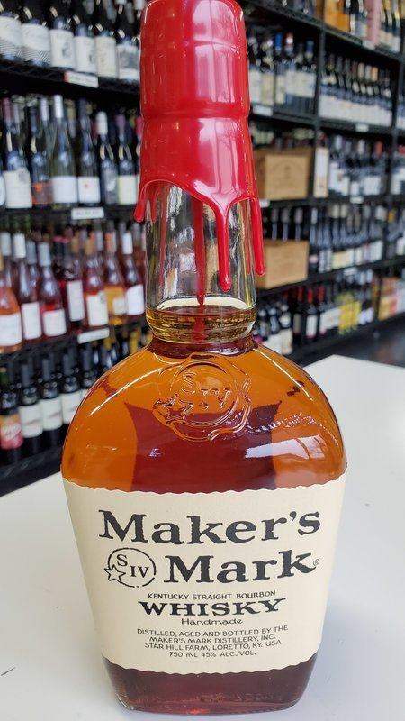 Maker's Mark Maker's Mark Bourbon 750ml