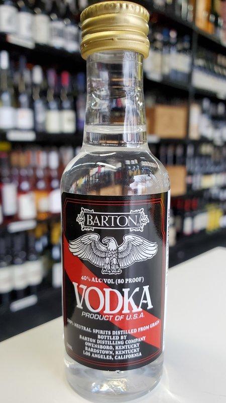 Barton Barton Vodka 50ml