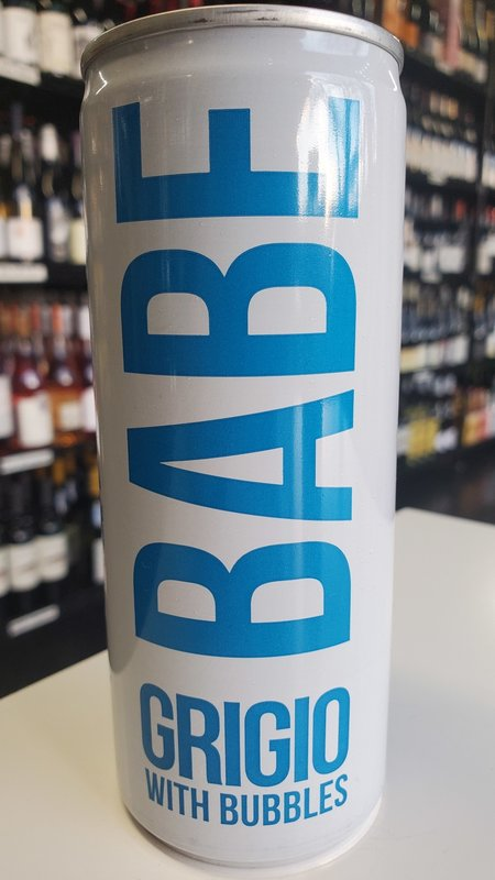 Babe Babe Grigio With Bubbles NV 250ml