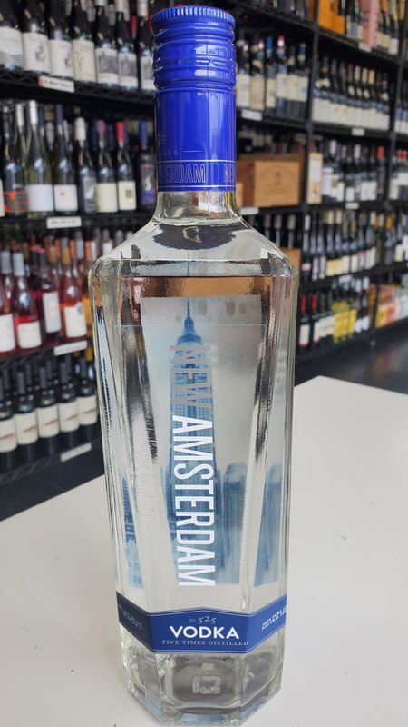 New Amsterdam New Amsterdam Vodka 750ml