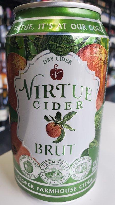 Virtue Virtue Michigan Brut Cider NV 355ml
