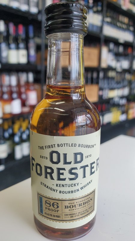Old Forester Old Forester Bourbon Whiskey 50ml