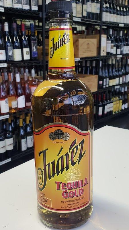Juarez Juarez Gold Tequila 1L