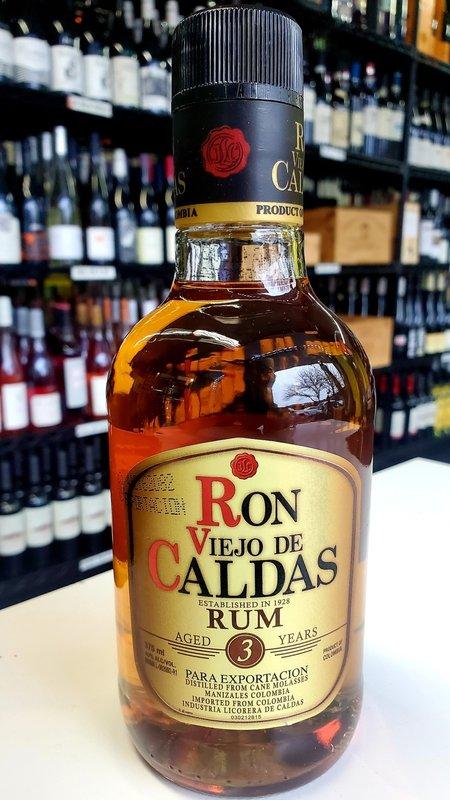 Ron Viejo de Caldas Ron Viejo de Caldas Rum 375ml
