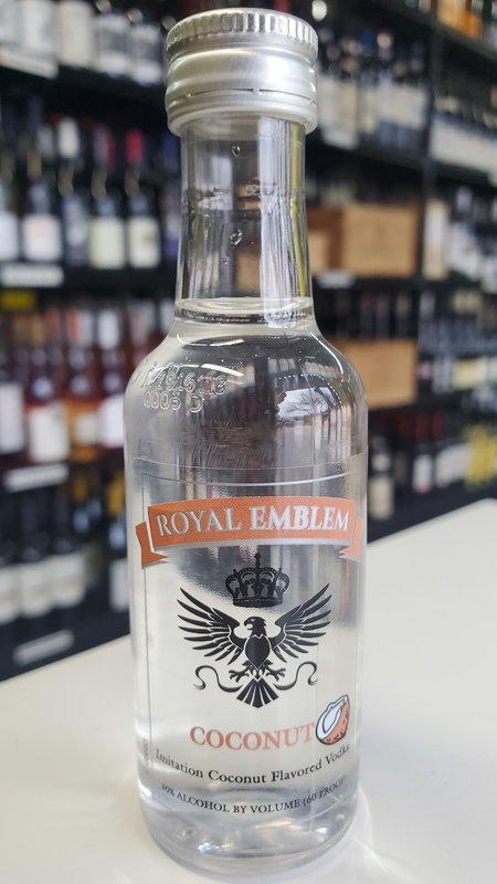 Royal Embled Royal Emblem Coconut Vodka 50ml