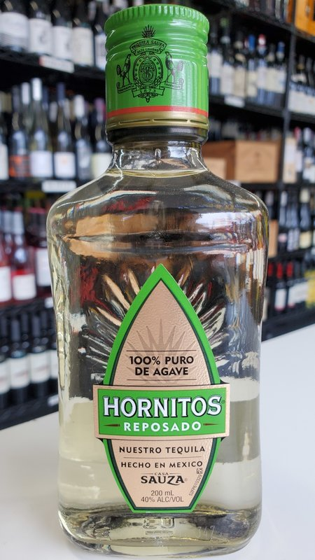 Hornitos Hornitos Reposado Tequila 200ml