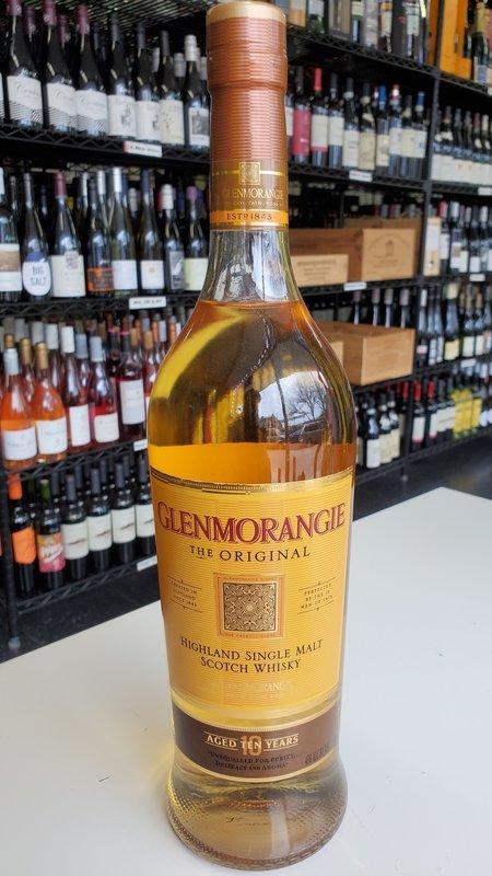 Glenmoragie Glenmorangie The Original Aged 10Y Scotch 1L