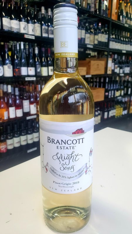 Brancott Brancott Estate Flight Song Pinot Grigio 2019 750ml