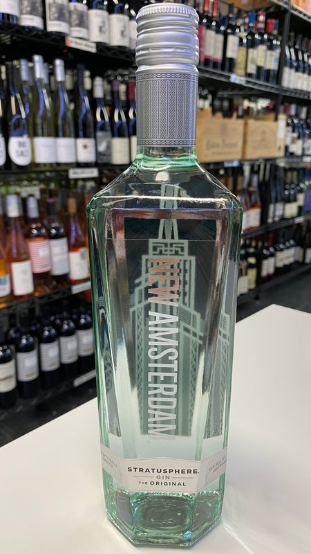 New Amsterdam New Amsterdam Stratusphere London Dry Gin 750ml