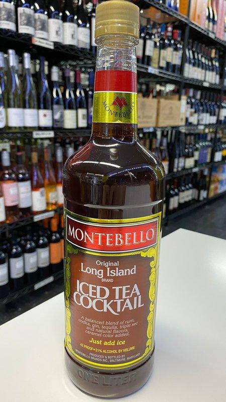 Montebello Montebello Iced Tea Cocktail 1L
