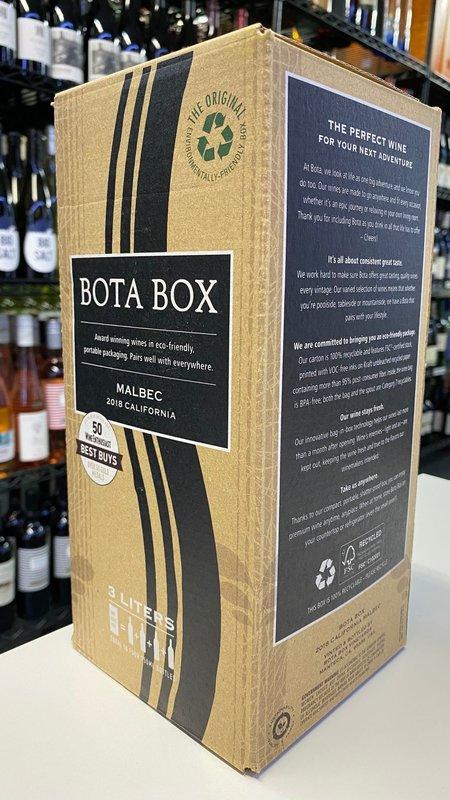 Bota Box Bota Box Malbec 2018 3L