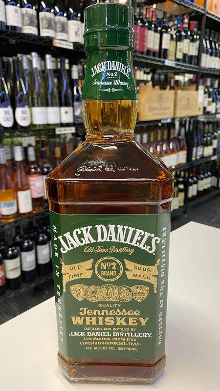 Jack Daniel's Jack Daniel's Old No.7 Green Label Bourbon 1.75L