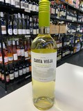 Carta Vieja Carta Vieja Sauvignon Blanc 2019 750ml