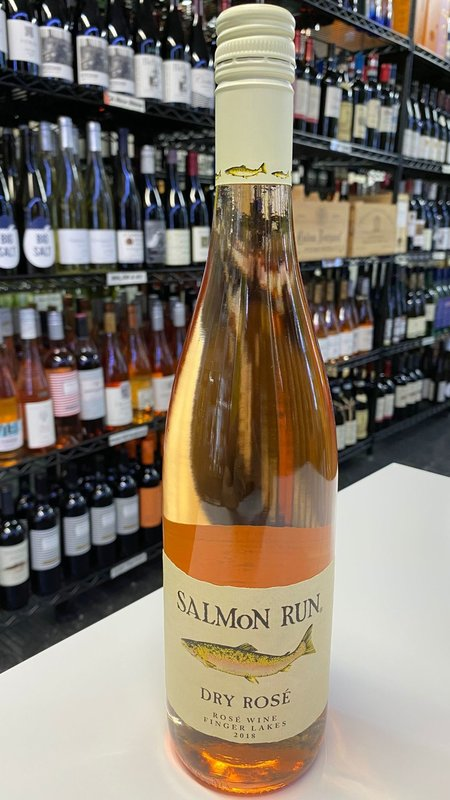 Salmon Run Salmon Run Dry Rose 2019 750ml