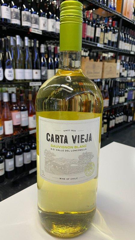 Carta Vieja Carta Vieja Sauvignon Blanc 2019 1.5L