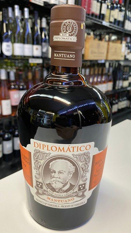 Diplomatico Diplomatico Mantuano Extra Anejo Rum 750ml