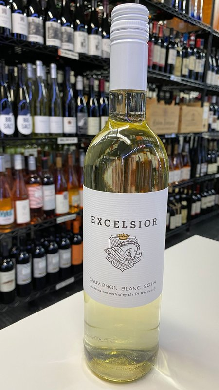 Excelsior Excelsior Sauvignon Blanc 2018 750ml
