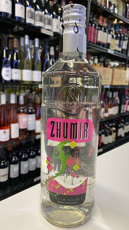 Zhumir Zhumir Pink Watermelon Aguardiente 750ml
