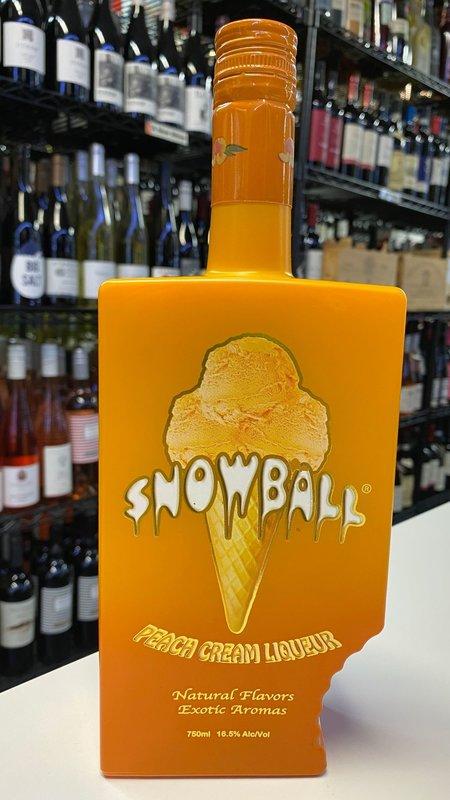 Snowball SnowBall Peach Cream Liqueur 750ml