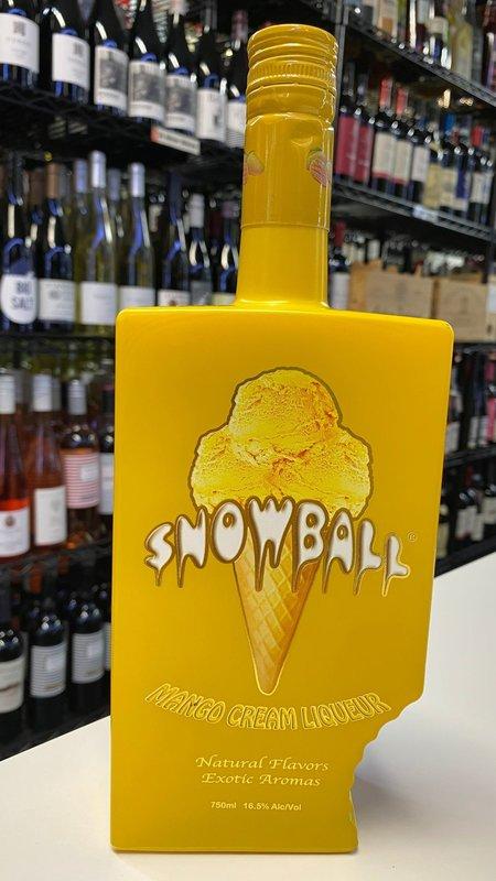 Snowball Snowball Mango Cream Liqueur 750ml