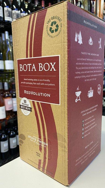 Bota Box Bota Box Redvolution Red 2018 3L