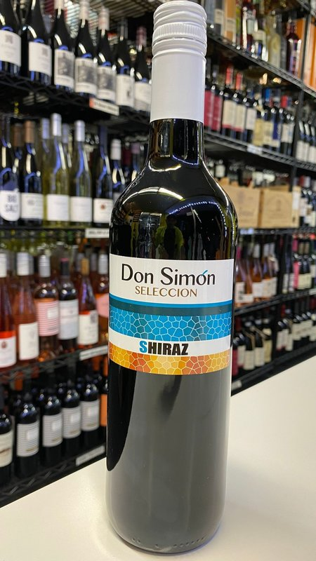 Don Simon Don Simon Shiraz NV 750ml