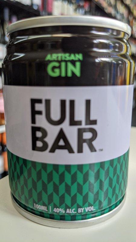 Full Bar Full Bar Artisan Gin 100ml
