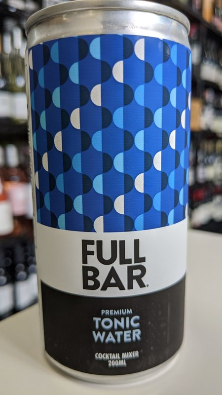 Full Bar Full Bar Tonic Water 200ml