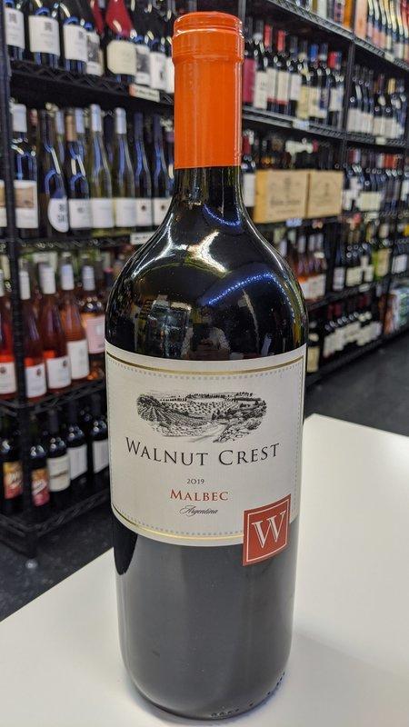Walnut Crest Walnut Crest Malbec 2019 1.5L