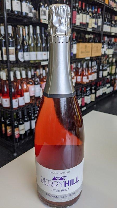 BerryHill Berryhill Rose Brut Sparkling NV 750ml