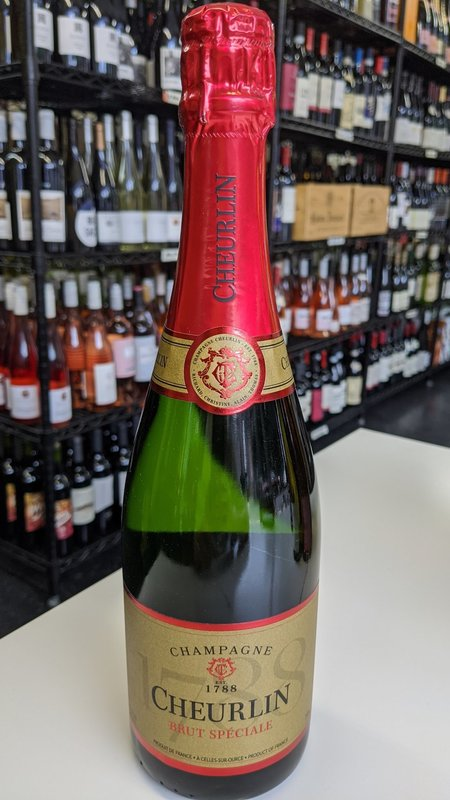 Cheurlin Cheurlin Brut Speciale Champagne NV 750ml