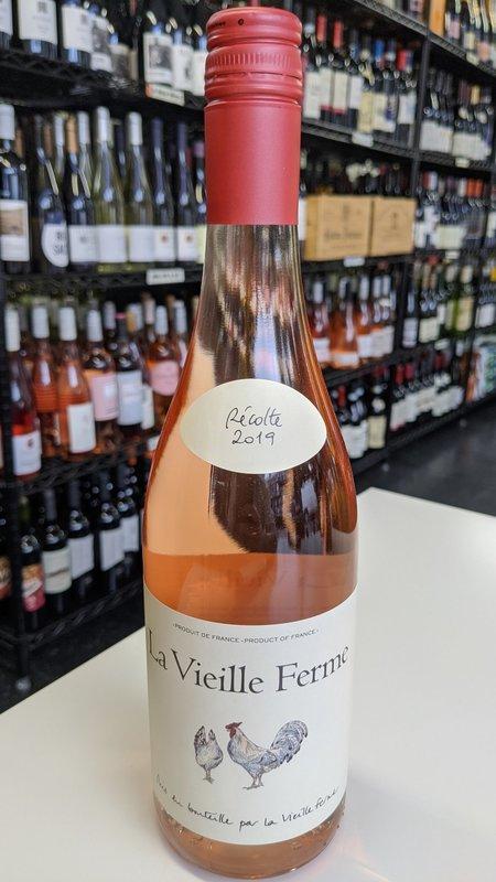 La Vieille Ferme La Vieille Ferme Rose 2019 750ml